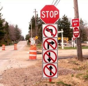 which-way-traffic-signs